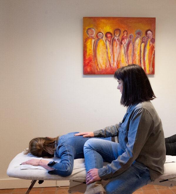 Haptotherapie